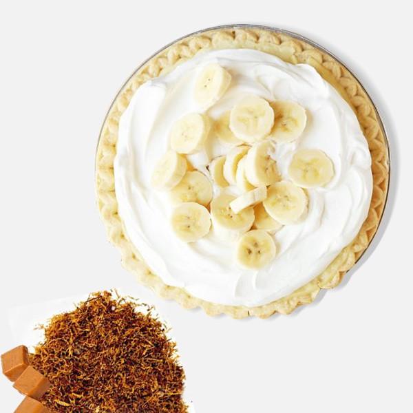HiLIQ RY4バナナクリーム【タバコかバナナか?】