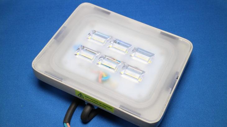 レビュー【選べる明るさ・防水仕様】Viugreum LED投光器  IP65防塵防水