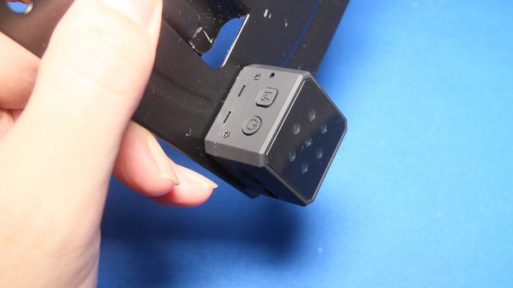 レビュー【スポーツ・スパイ・防犯に】Ctronics マグネット付 超小型カメラ