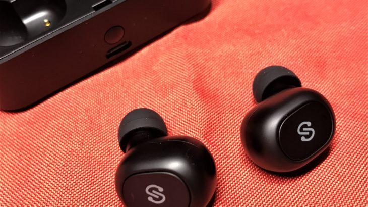 SoundPEATS Q32 完全ワイヤレスBluetoothイヤホン【高音質と造りの良さ!】