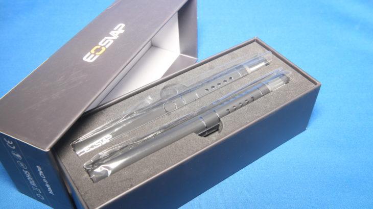動画で紹介 EOSVAP GEMINI KIT【電圧調整可能のペン型VAPE】