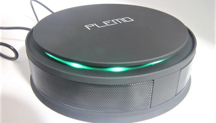 Plemo 車載空気清浄機 【エンジン連動&イオン発生装置】