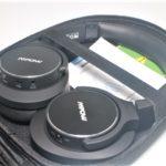 Mpow H6 密閉型 Bluetoothヘッドホン【しっかりした作りと高音質】