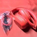 Eukus Bluetoothヘッドホン【密閉型 高音質 マイク付き】