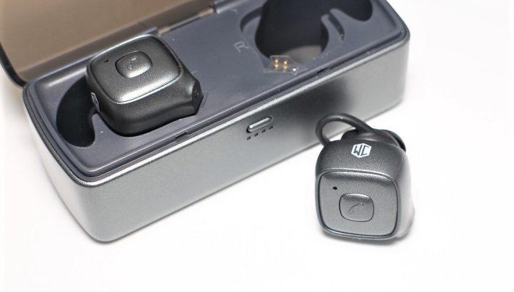 Jeemak Bluetooth イヤホン【軽量・防水・カナル型】