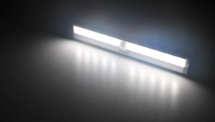 AMIR LED センサーライト【便利な人感センサーライト】