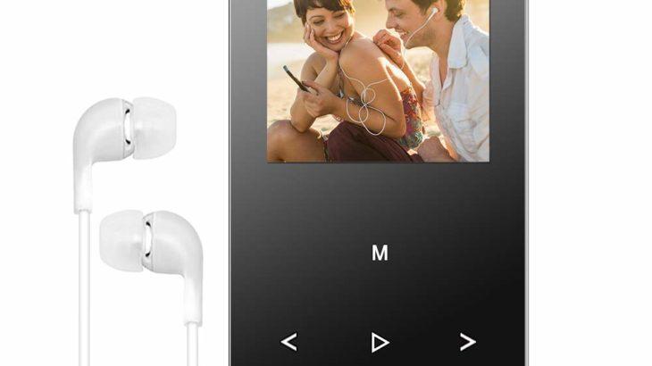 Elinker HiFi超高音質 MP3プレーヤー【上質な質感と高音質 ロスレス音質】