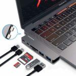 OneOdio MacBook Pro専用 USB Type-C ハブ【6in1で拡張性抜群!】