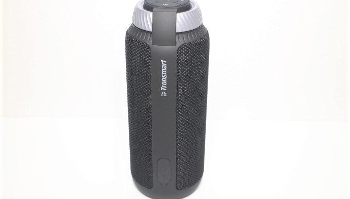 Tronsmart T6 Bluetooth スピーカー【全方位サウンドで迫力音質】
