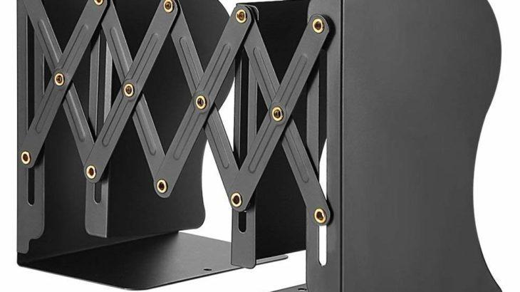 Souyos 折り畳み式 ブックスタンド【伸縮自在でスペースを有効活用】