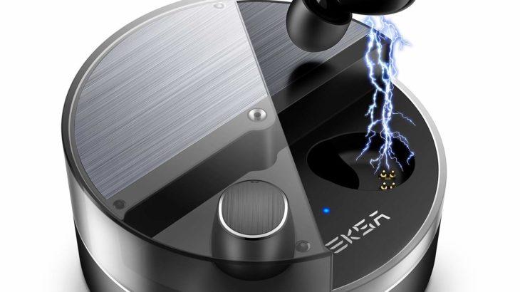EKSA Bluetoothイヤホン E300【高音質、安定接続、大容量バッテリー】