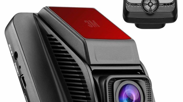 MUSON ドライブレコーダー NOTE1【軽量コンパクト薄型1080Pドラレコ】
