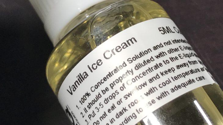 HiLIQ バニラアイスクリーム リキッド 【心地よいバニラとまったり感】
