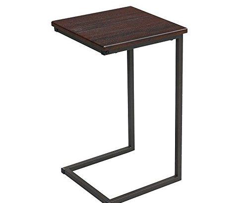 Amazon'sChoiceのサイドテーブル GST3030-BR【組立簡単ちょうどいい高さ】