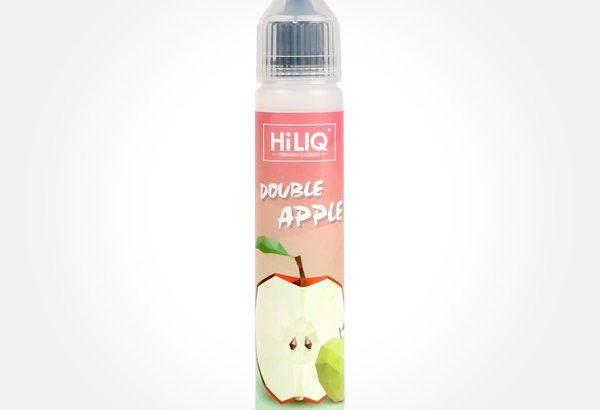 HiLIQ ダブルアップル リキッド【クセがクセになる】
