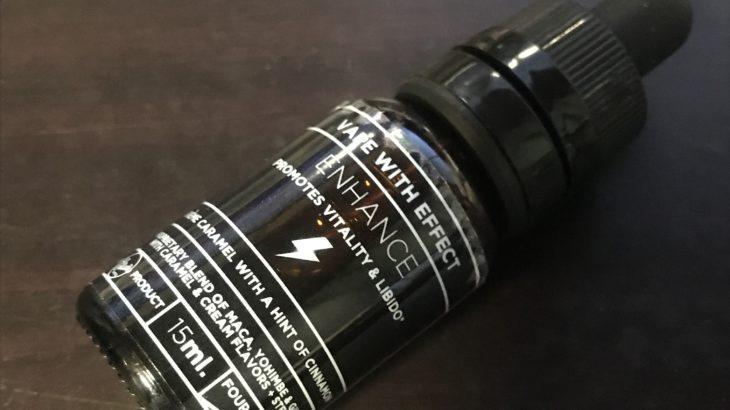 Elixir Vape Enhance 【キャラメル?シナモン?】